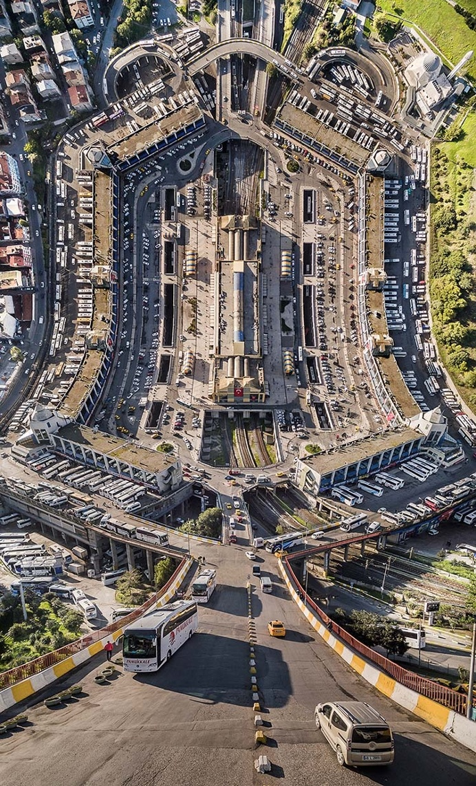 Surreal City Landscapes Of Turkey Straight From Inception