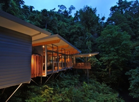 mmp architects: HP tree house #aechitecture