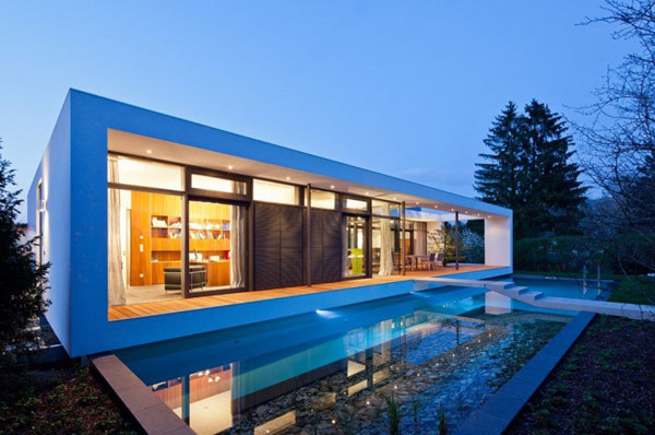 Modern residence #architecture #residence #modern