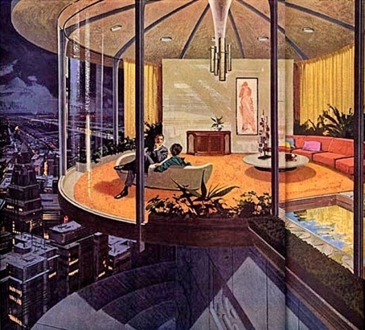 WANKEN - The Blog of Shelby White » The Illustration of Mid-Century Modern #illustration #mid #vintage #century