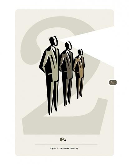 portfolio /// some work on the Behance Network #logo #illustration