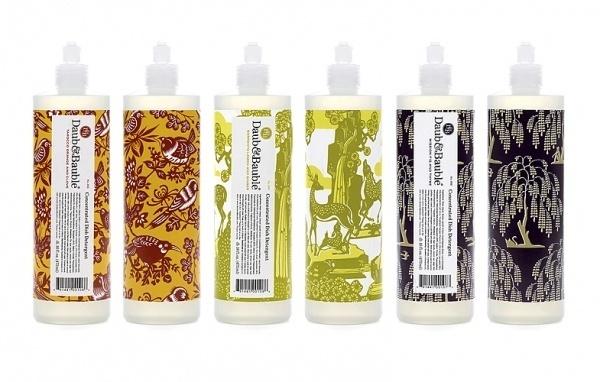 Daub & Bauble | Wink #packaging