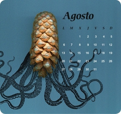 josellopis #creative #creativity #calendar #design #graphic #jose #llopis #art