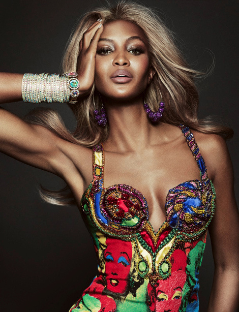 Naomi Campbell by Tom Munro for Vogue Brazil #model #girl #campaign #photography #portrait #fashion #editorial #beauty