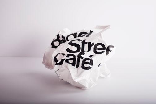 Nikolaj Kledzik – Art Direction & Graphic Design – Bagel Street Café – Visual Identity #packaging #logo #identity #branding