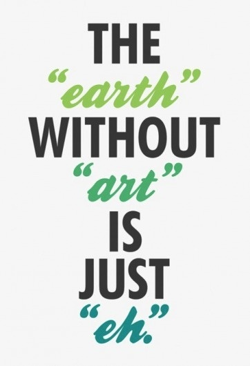 55 Inspiring Quotations That Will Change The Way You Think | inspirationfeed.com #earth #quote #art