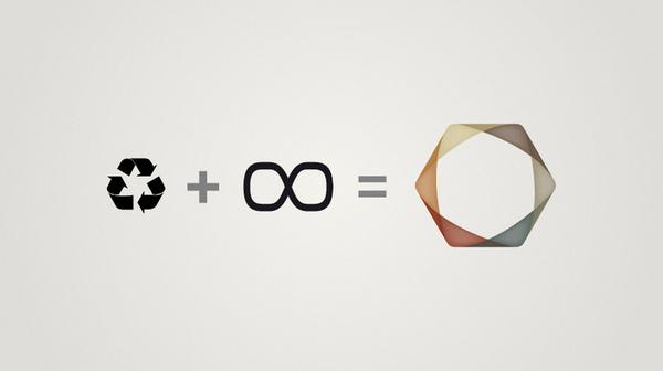 Advance Nonwoven - Identity on the Behance Network #logo