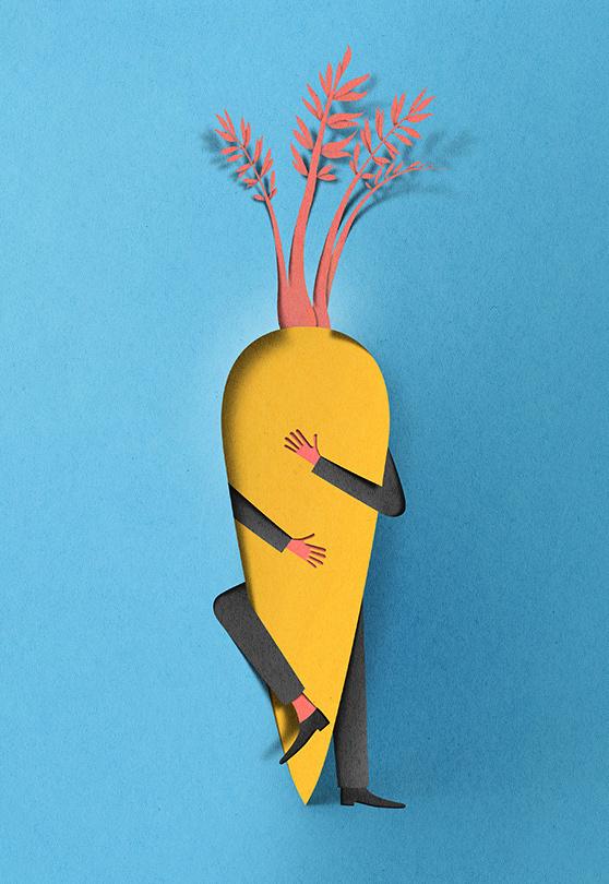 Porgand #porgand #illustration #carrot