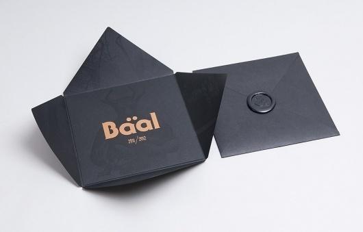 Baal 2011/2012 #print #invitation