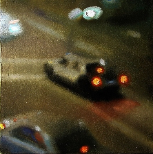 CORO SF | EMPTY KINGDOM You are Here, We are Everywhere #blur #night #coro #painting #art