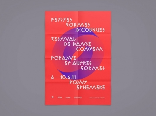 http://www.frederictacer.net/projects/2011/petitesformes.php?mode=slider #print #design #poster #typography