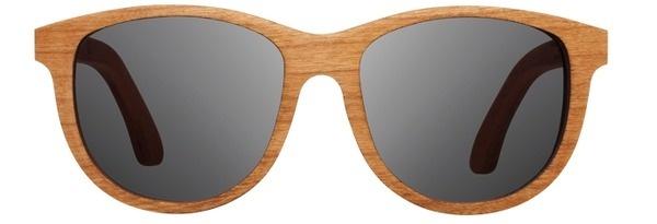 Shwood | Neskowin | Cherry | Wooden Sunglasses #glasses #wooden #neskowin #sunglasses #cherry #wood #shwood