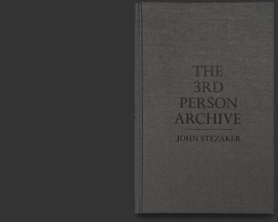 John Stezaker #photography #book