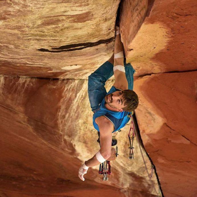 Striking Climbing Photography by Garrett Bradley