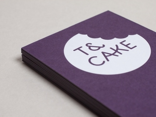 Build— +44(0)208 521 1040 / T&Cake-ID #packaging #logo #food #branding