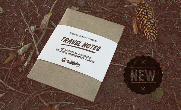 Travel notes #sailor #print #design #hobo #and #postcards