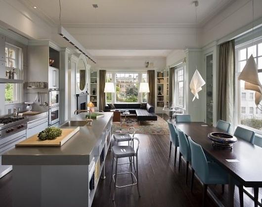 Robert A.M. Stern Architects - Cottage at Michaelangelo Park #interior #design #architecture