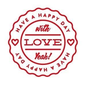 Sticker Badge #sticker #badge #design #love