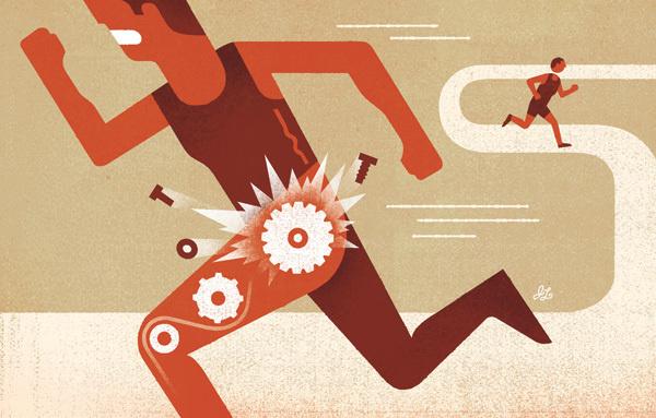 Jesse Lefkowitz Illustration #illustration