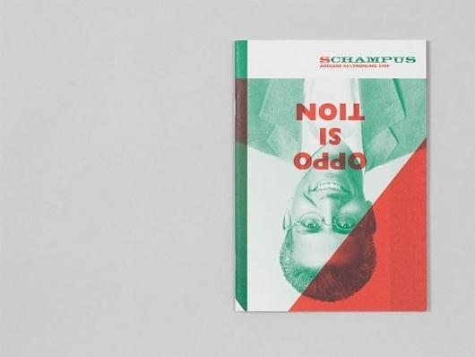Visual Journal #print #design #graphic