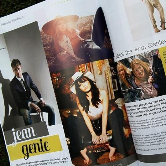 Annabel L Stevens #shopping #design #graphic #catalogue #fashion #layout