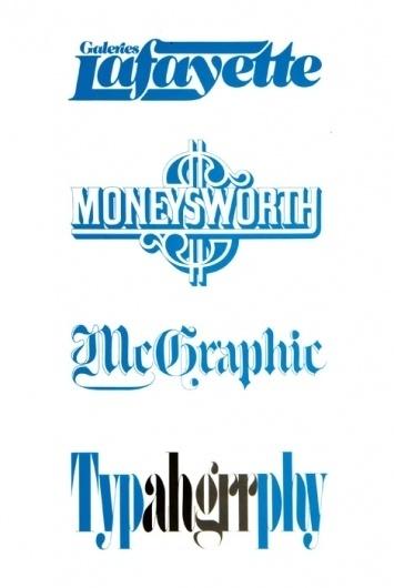 herb_lubalin_075 #herb #lubalin #logo #type #typography