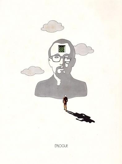 Kris Kool - 50 Watts #philosophy #mind #brain #comic #kool #kris #psychology