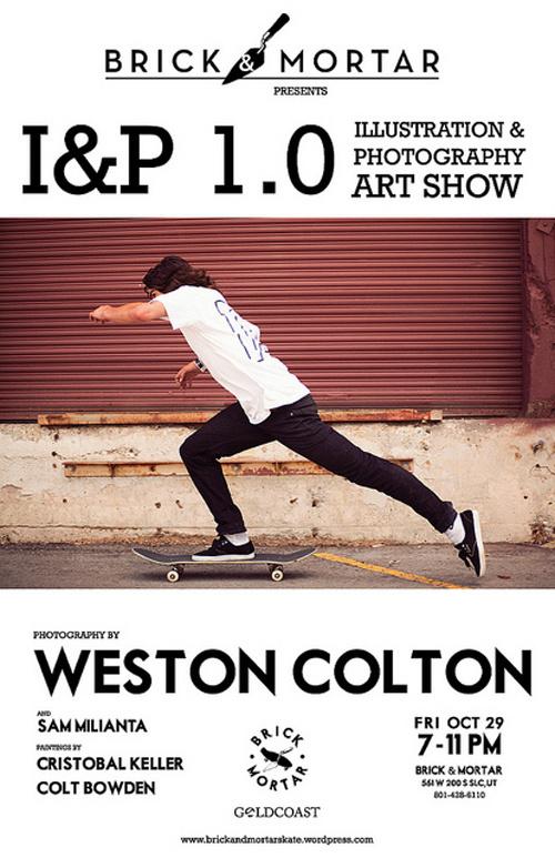 ... #flyer #print #design #photography #skate #layout #typo