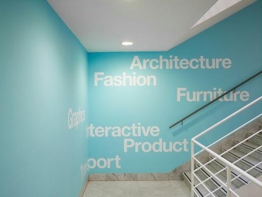 Cartlidge Levene – SI Special   September Industry #graphics #helvetica #wall