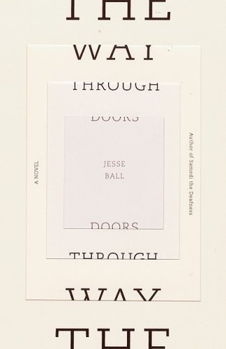 The Book Cover Archive: The Way Through Doors, design by Helen Yentus #typography #book cover