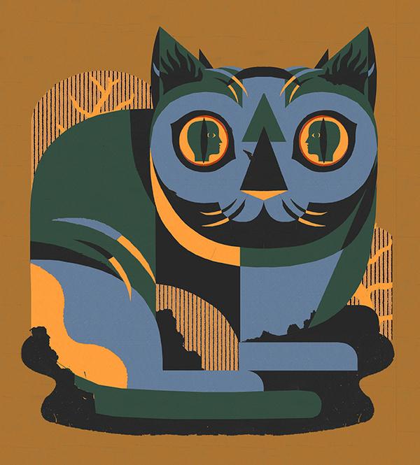 _KAFKA ON THE SHORE stefanopietramala #cat