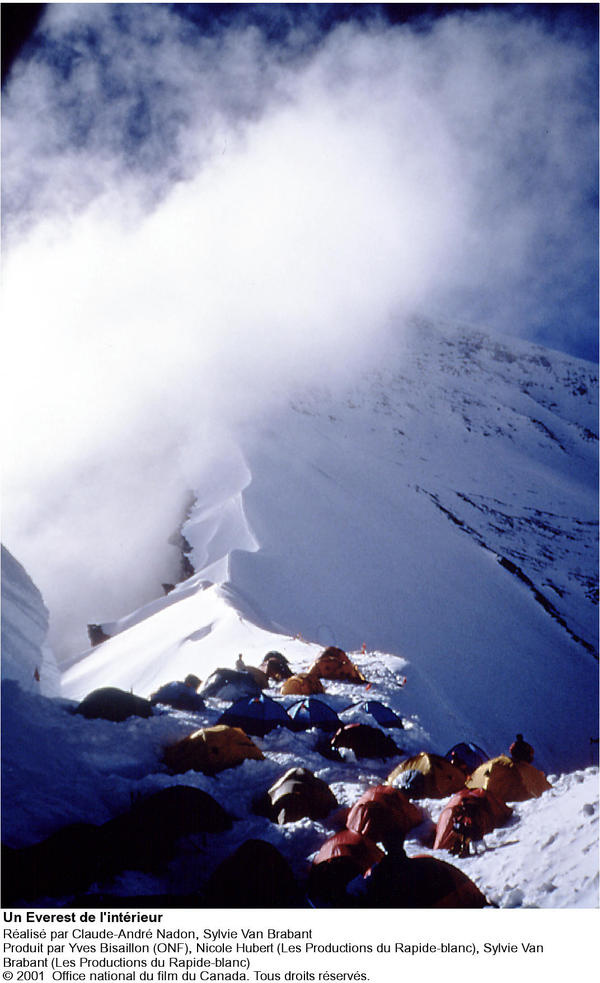 National Film Board of Canada #photography #nfb #everest