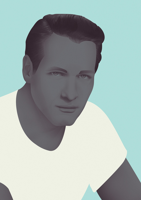 SABA x Jack Hughes by Jack Hughes — Agent Pekka #illustration #people