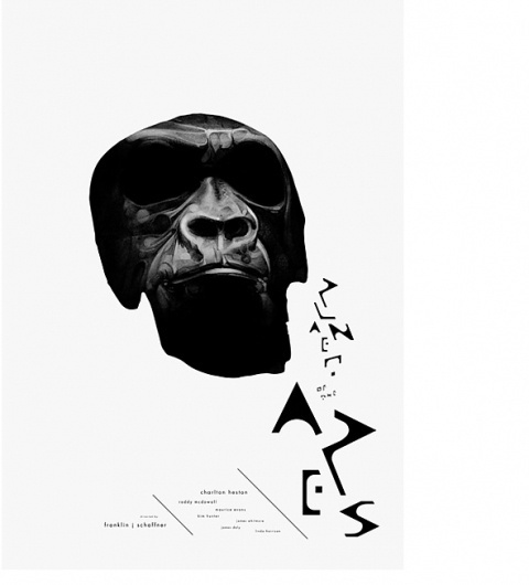 Non-Format - Planet of the Apes #apes #non #format #of #the #2008 #poster #planet