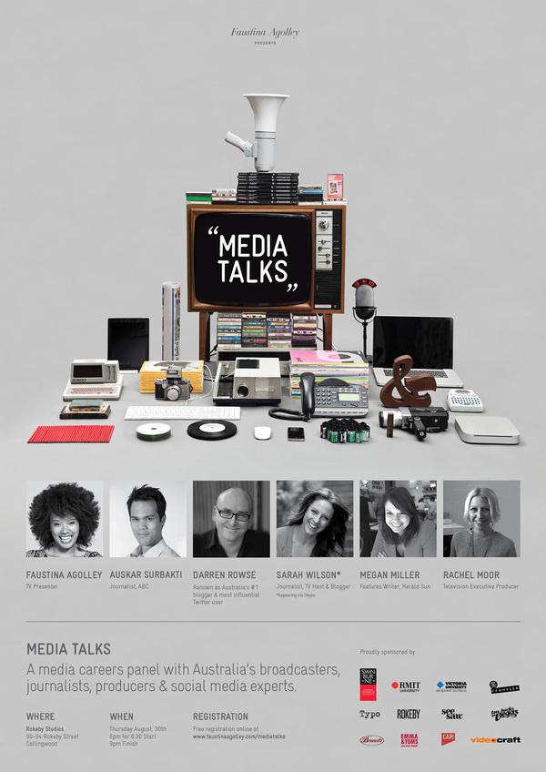 Media Talks #photography