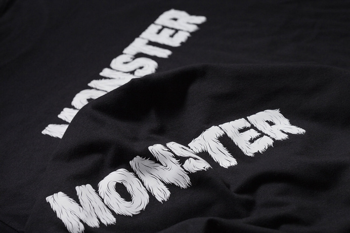 Monster designed by The Metric System