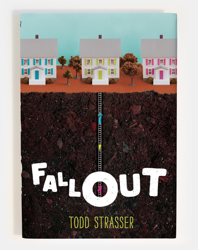 Fallout - Matt Roeser #cover #design #book