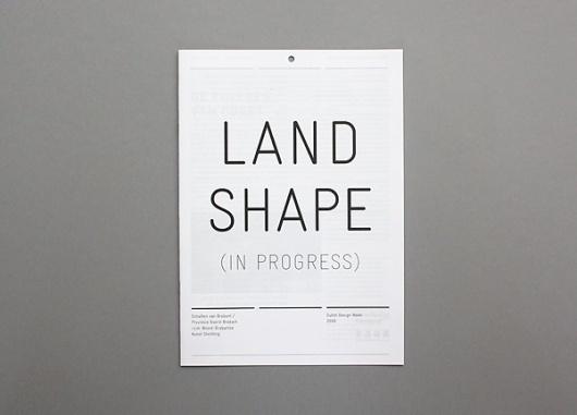 Landshape : Rob van Hoesel