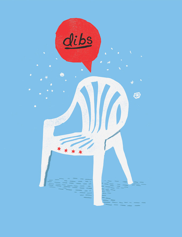 Civic Pride Shirt, by Mike McQuade #inspiration #creative #chair #design #graphic #dibs #illustration #drawn #blue #hand