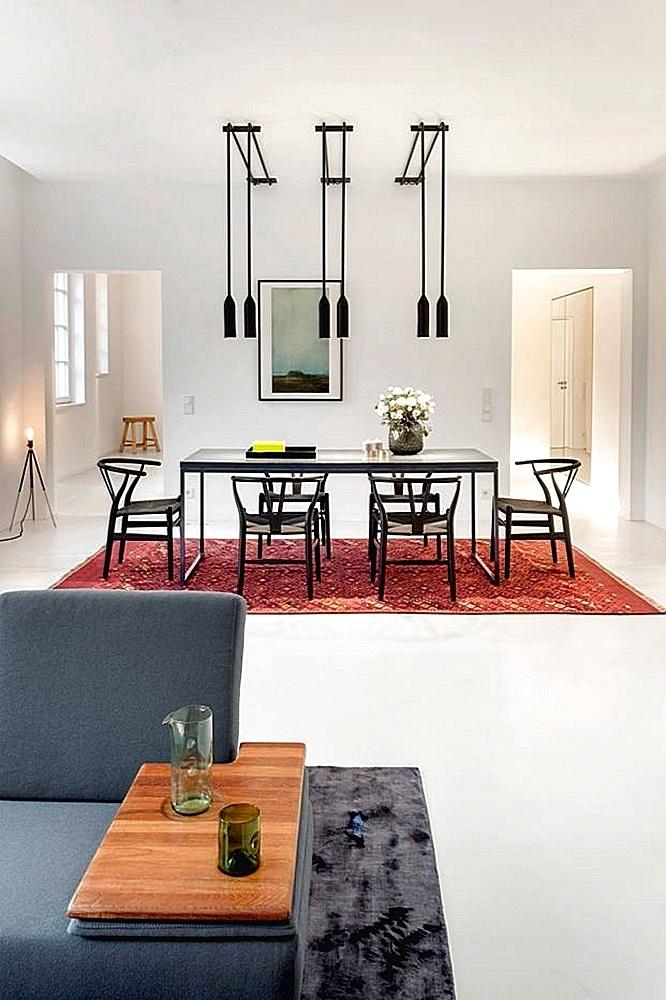 Apartment MM Grunewald #interiordesign