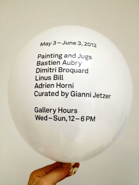 Every reform movement has a lunatic fringe #invite #gallery #awesome #balloons