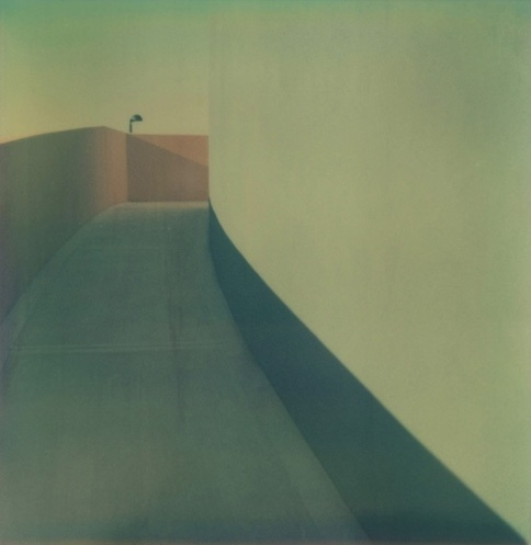 nobody. is there anybody out there ? (polaroid) on the Behance Network #photography