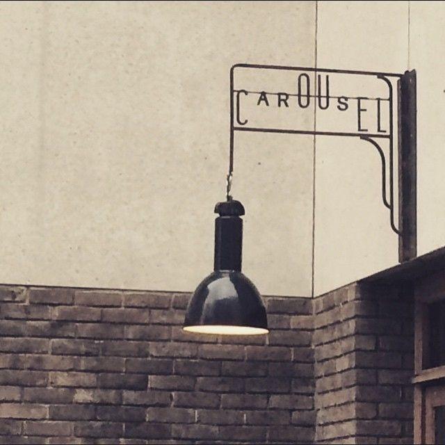 #carousel #sign #lamp