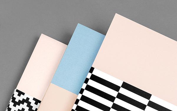 Capicúa on Behance #cover #pattern #book #branding