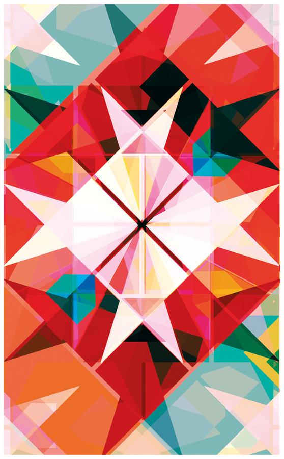 2005 YU55 #geometry #illustration #posters #ilustration #geometrics #prouns