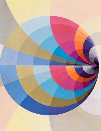 MID-CENTURIA : Art, Design and Decor from the Mid-Century and beyond: The Art of Anton Stankowski #stankowski #lorenz #calendar #1961 #illo #electrik #standard #art #anton