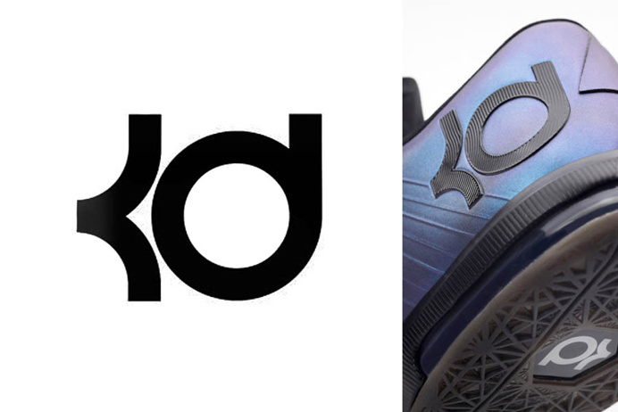 Best Logos Great Athletes Kevin Durant images on Designspiration