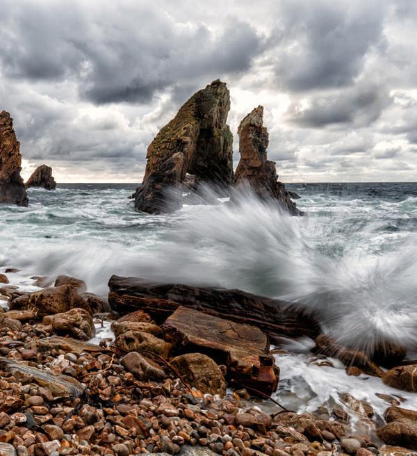 Irish Landscapes by John Taggart #inspiration #photography #landscape