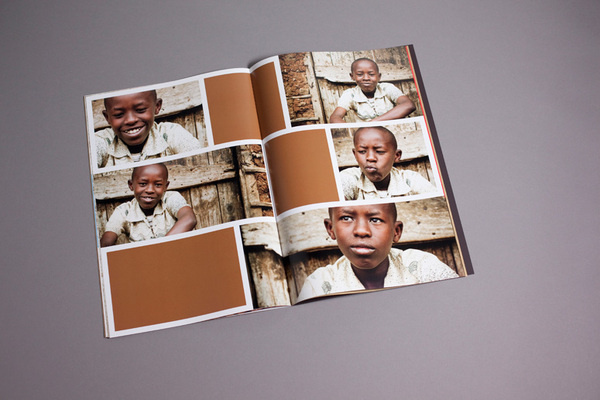 MacDonald Photography Brochure #spread #layout