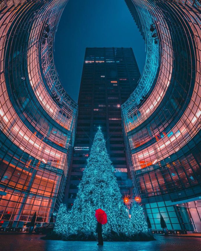 Moody Urban Instagrams of New York City by Jaime Penzellna
